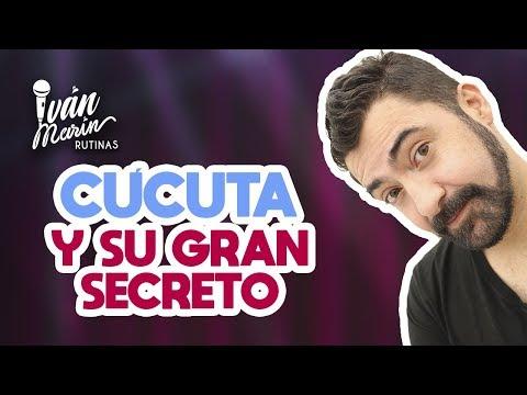 CÚCUTA Y SU GRAN SECRETO - Iván Marín