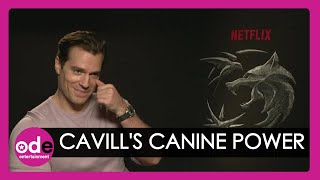 """THE WITCHER: Henry Cavill - """"My dog has been my saviour"""""""