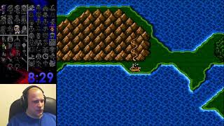 Final Fantasy IV Free Enterprise Randomizer (HTZZ League Qualifier Flags) - 1:09:29