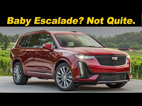 Is This The Caddy You've Been Waiting For? | 2020 Cadillac XT6