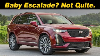 is This The Caddy You've Been Waiting For?  2020 Cadillac XT6