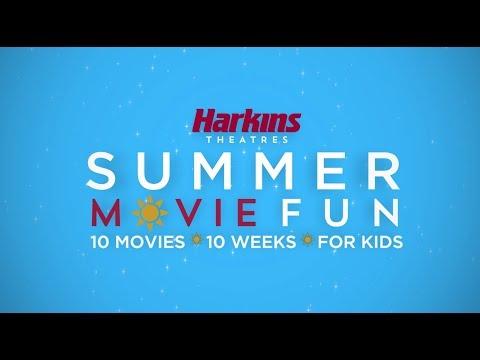 Summer Movie Fun 2018