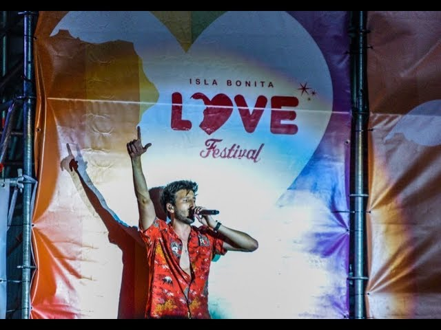 Análisis y consultoría. Colaboración con el Cabildo de La Palma en ISLA BONITA LOVE FESTIVAL