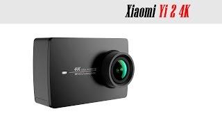 Экшн камера Xiaomi Yi 2 4K