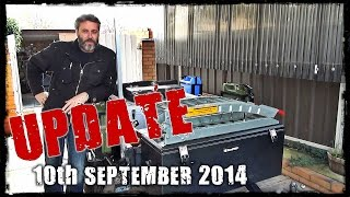 Update 10 September 2014