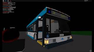 ROBLOX Buses: [Exclusive] Fairview Transit 2004 Loses Its Wheels