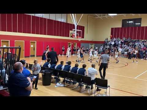 Lakeway vs Knoxville Christian School   Ethan Brooks #22 Lakeway Christian c/o 2021