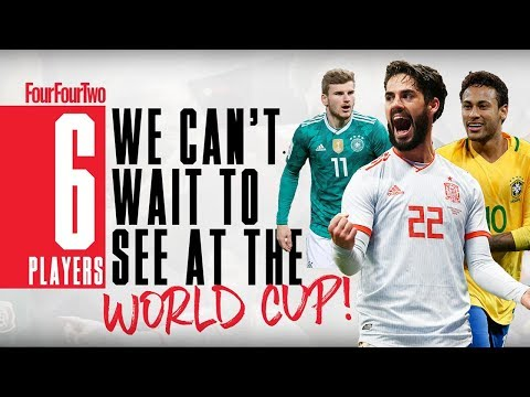 6 Players Who Will Shine At The World Cup!