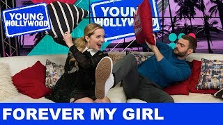 Forever My Girl's Jessica Rothe & Alex Roe: Blind Date Stories!