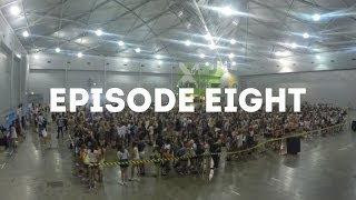 Jesse and Jeana (PranksvsPrank) meet fans in Brisbane - The RoadTrip 2013 - Contiki - Ep8 thumbnail