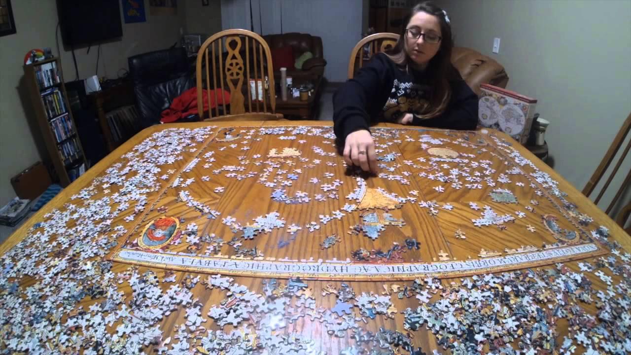 3d028c741d45c 2000 piece puzzle - YouTube