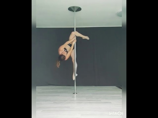 INES testet MajestiBallerina© Pole Dance Shoes Kollektion 2020