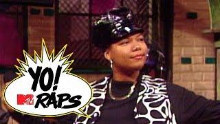 Queen Latifah - 'Latifah's Had It Up To Here' | YO! MTV Raps | MTV Music