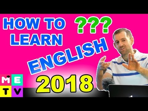 HOW TO LEARN ENGLISH FLUENTLY ($2000)