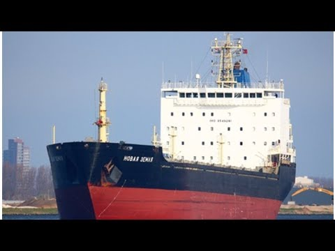 Russian vessel arrested in Denmark