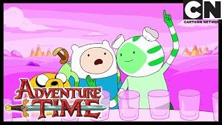 Elements Pt 1 Skyhooks | Adventure Time | Cartoon Network