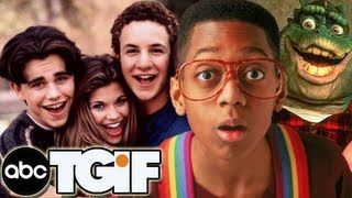 Kids Of Tgif Shows Now
