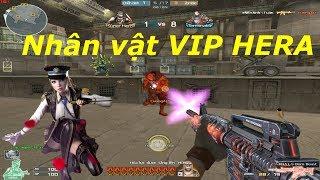 [ Bình Luận CF ] Nhân vật VIP HERA và M4A1-S Born Beast - Tiền Zombie v4