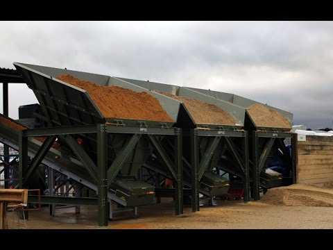 Bulk Bag Filling Systems Bagging Sand At Days Aggregates
