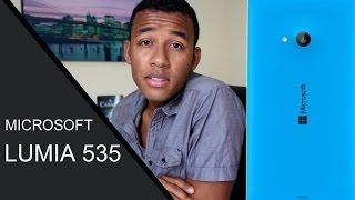 Resenhando - Microsoft Lumia 535 [português]