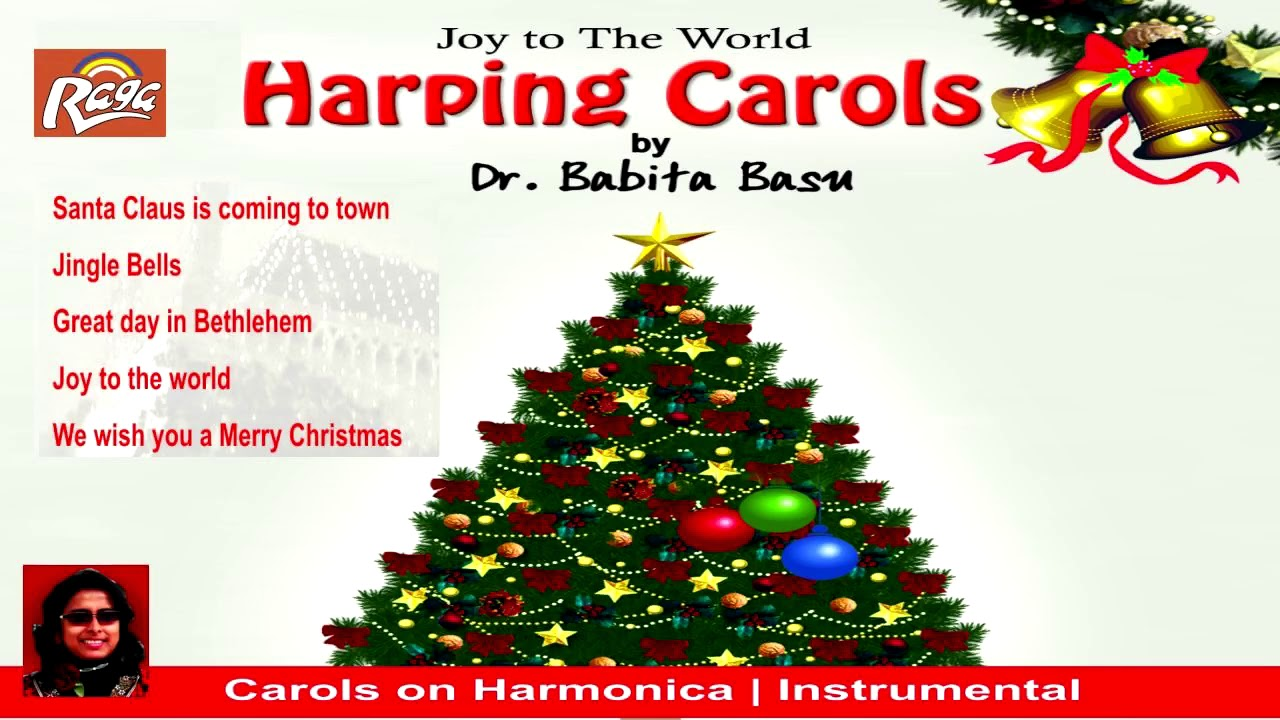 JOY TO THE WORLD INSTRUMENTAL Christmas Carol & Songs - YouTube