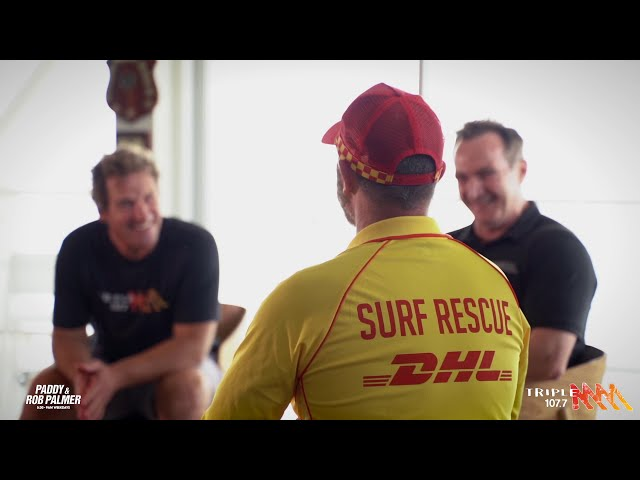 Central Coast Surf Life Saver Paul Dowdell | Triple M Central Coast