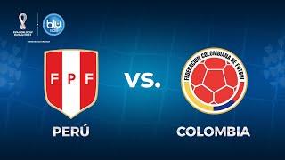 Perú vs Colombia EN VIVO - Eliminatorias Sudamericanas Qatar 2022