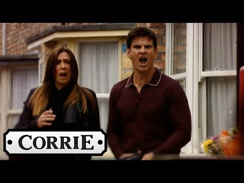 Can Robert Defend the Bistro? - Coronation Street