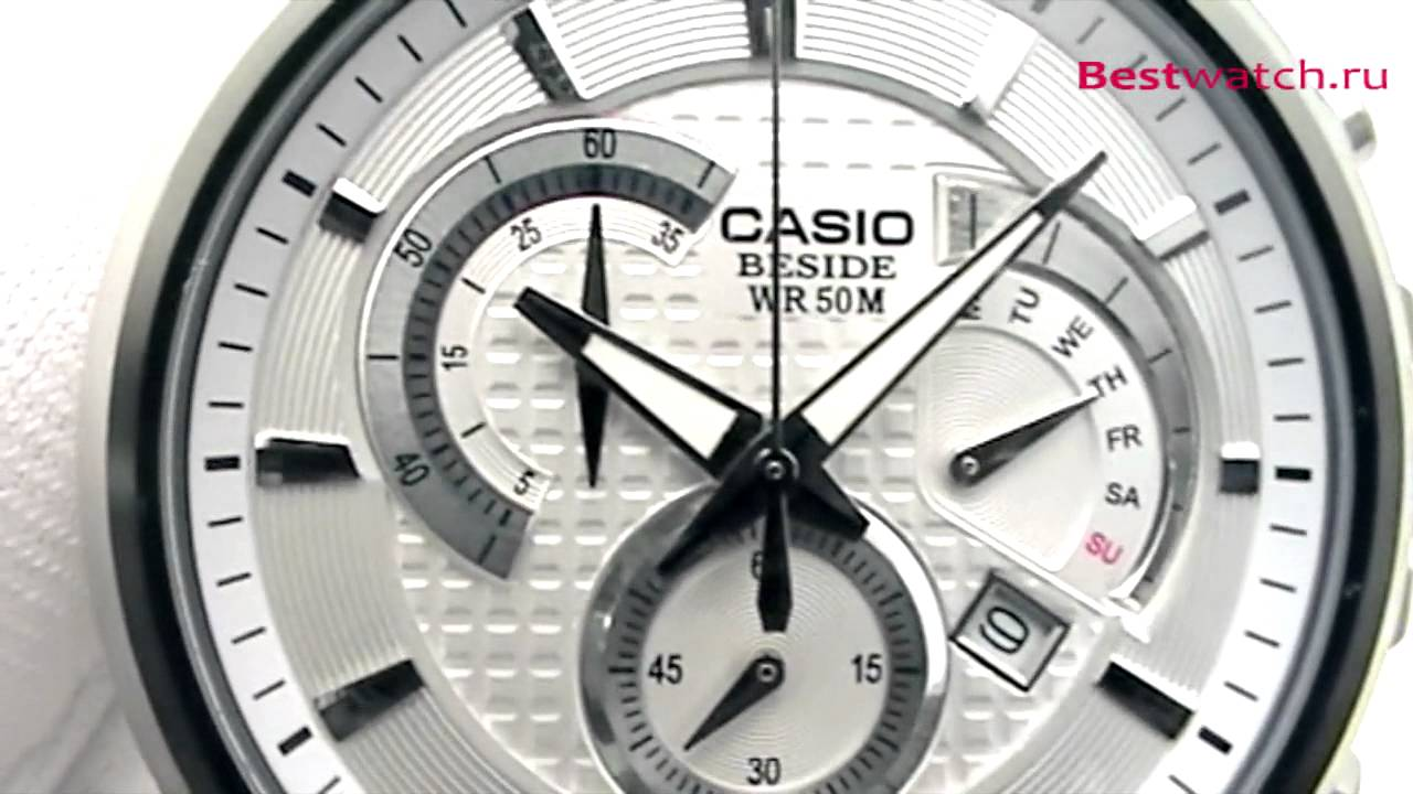 montre casio beside wr 50m  2OLwI