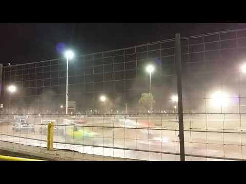 2nd Micro Stox Race at Arlington Raceway 7 September
