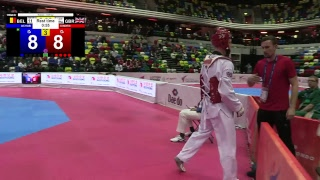 World Taekwondo GP London -Day 1 -Session 2 - Mat 1