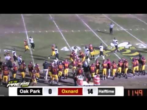 VCS Preps Postgame Extra: Oak Park vs. Oxnard