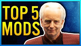 TOP 5 MODS OF THE WEEK - Star Wars Battlefront 2 Mod Showcase #8