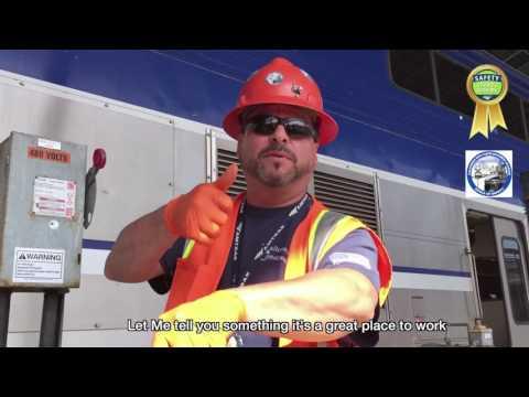 Amtrak safety. Edited .