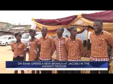 GN BANK OPENS NEW BRACH IN THE ASHANTI REGION
