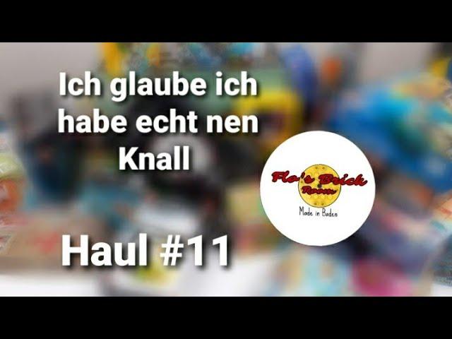 Ich glaube ich habe echt nen Knall   Haul #11