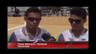 Juegos Bolivarianos 2013   // Ciclismo Venezuela