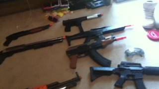 Bb gun collection + where to buy