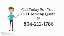Moving Quotes Richmond | Affordable Rates 804-212-1786 | Richmond Movers