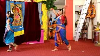 Lashya Academy of Bharathanatiyam- Mallari Rupakka Thaalam
