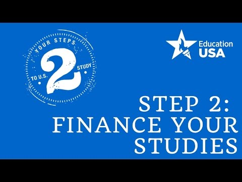 EducationUSA Friday Webinar: Funding Options for International Students