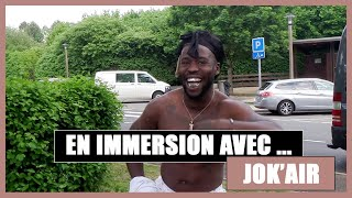 En immersion avec Jok'Air : rires, émotion, famille, album, concert, supporters