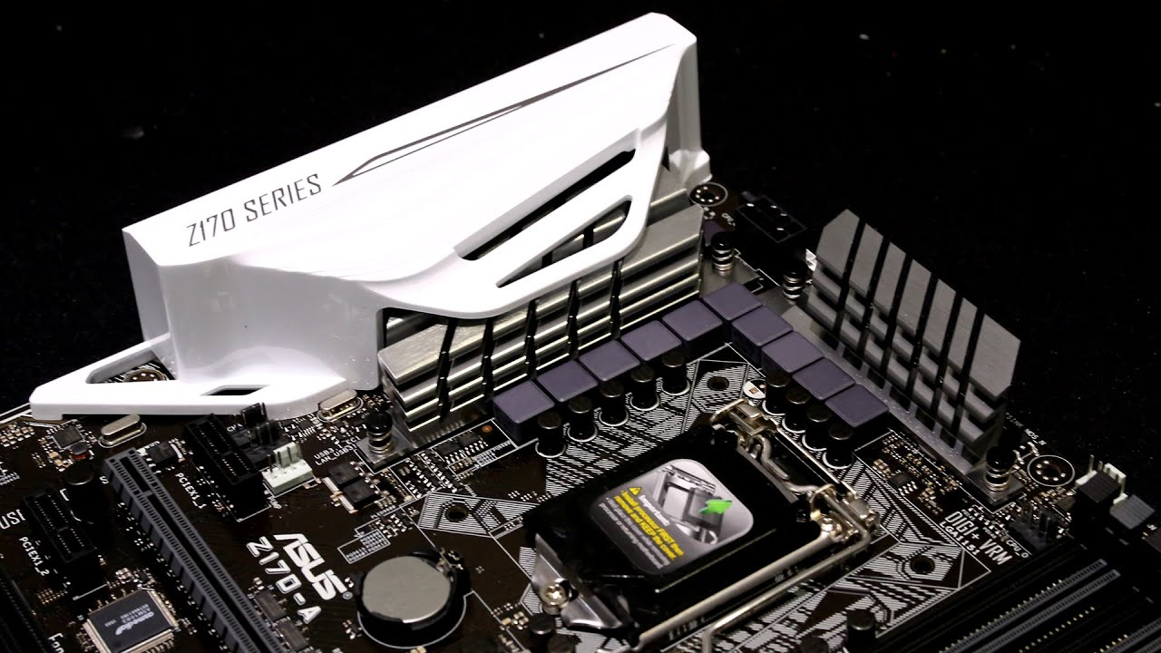 Asus Skylake Z170 A RushKit Review - YouTube