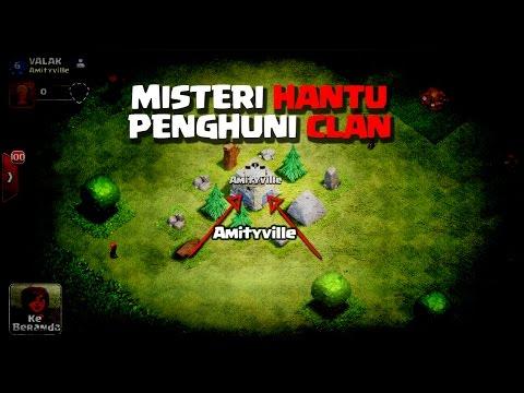 MERINDING!!! Misteri HANTU PENGHUNI CLAN Di CoC (Jangan nonton Sendiri + Pakai Headset)