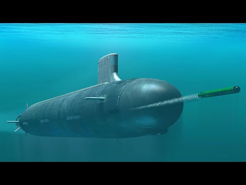 The US Builds A New Submarine The World Is Afraid Of