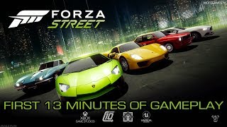 Forza Street [PC] - First 13 Minutes of Gameplay
