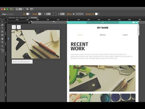 Responsive Slideshows in Adobe Muse | Adobe Creative Cloud