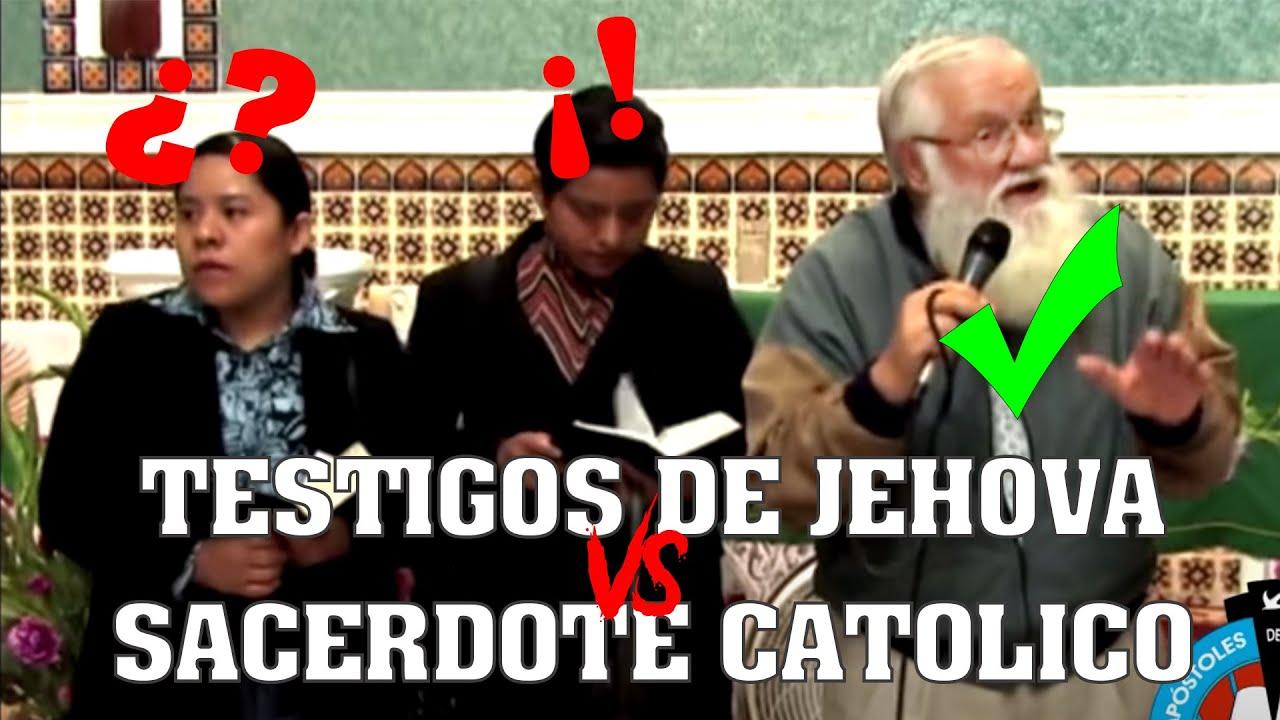 Matrimonio Catolico Y Testigo De Jehova : Sacerdote vs testigos de jehová doovi
