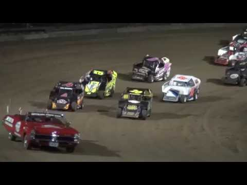 Indee Car feature Independence Motor Speedway 8/20/16