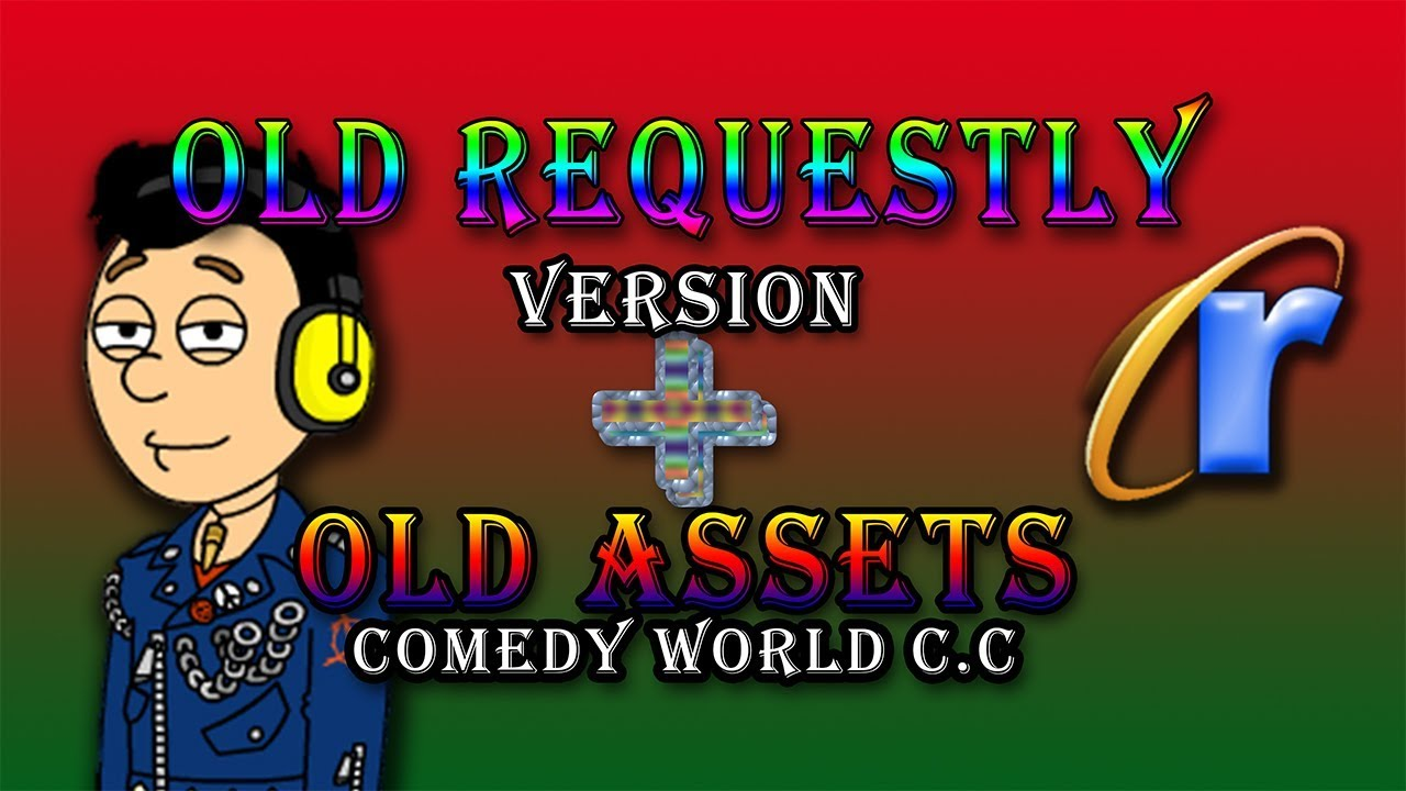 How to get Old version of Requestly + Old assets of Comedy World character  creator